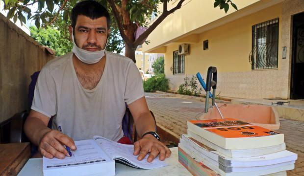Çöp toplayarak KPSS'de Türkiye 25'incisi oldu, hedefi hukuk fakültesi!