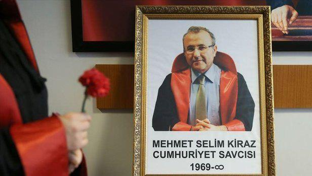 Cumhuriyet Savcısı Mehmet Selim Kiraz