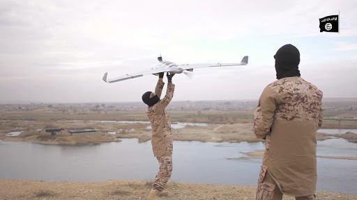 PKK terör örgütü, maket uçak ve drone saldırılarını ağırlıklı olarak DEAŞ'tan öğrendi.