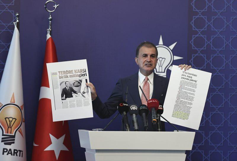 Ömer Çelik'ten AK Parti MKYK sonrası açıklamalar