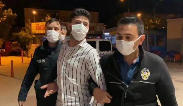 Arama sırasında Suriyeli şahsın üzerinden çıkanlar pes dedirtti!