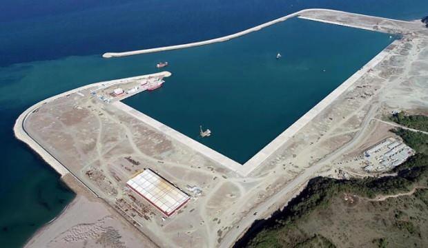 Asırlık vaat Filyos Limanı yarın hizmete açılacak