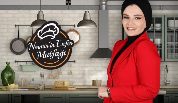 Sevilen sanatçı Ekrem Düzgünoğlu Nermin'in Enfes Mutfağı'nda