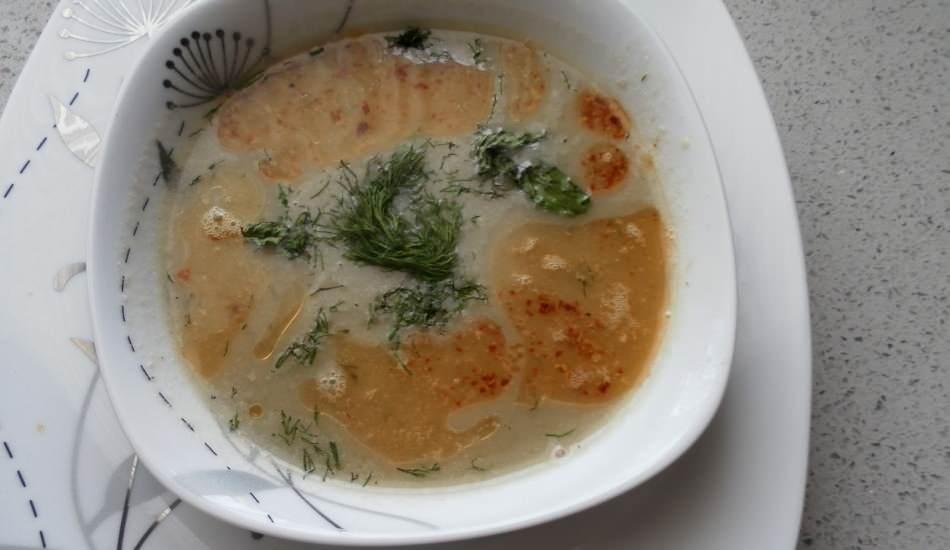 En kolay yoğurtlu bakla çorbası nasıl yapılır? Yoğurtlu bakla çorbasının püf noktaları