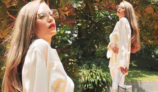 Serenay Sarıkaya, İtalyan markası Bulgari'nin Türkiye'deki ilk yüzü oldu