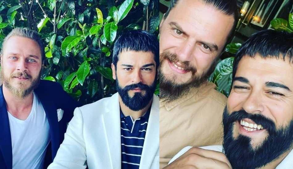 Osman Bey'i oynayan Burak Özçivit'e gururlandıran ödül!