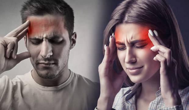 3 aydan uzun süren baş ağrısına dikkat!