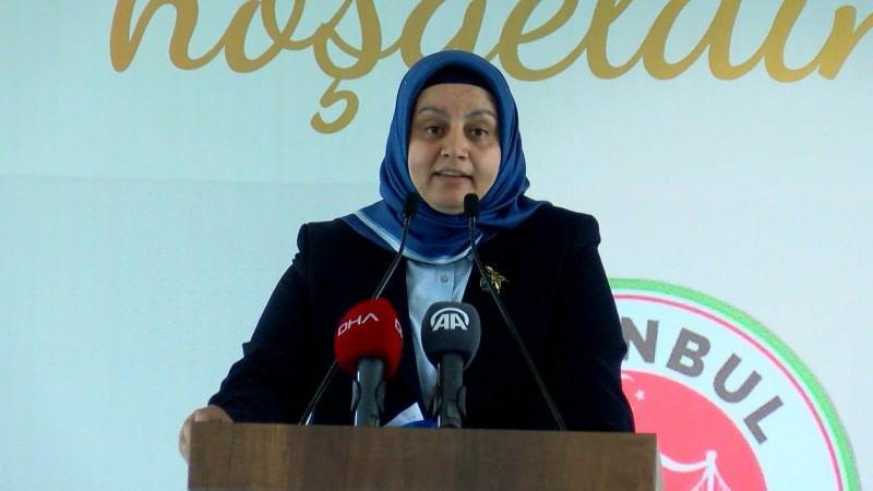 İstanbul 2 No'lu Barosu Başkanı Gönül Yıldız
