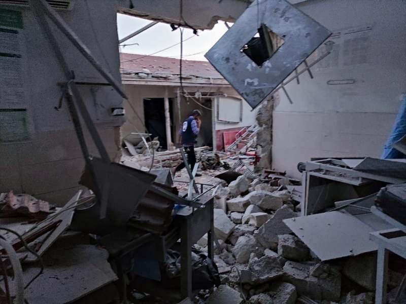 Zeytin Dalı Harekâtı bölgesine peş peşe füze saldırısı
