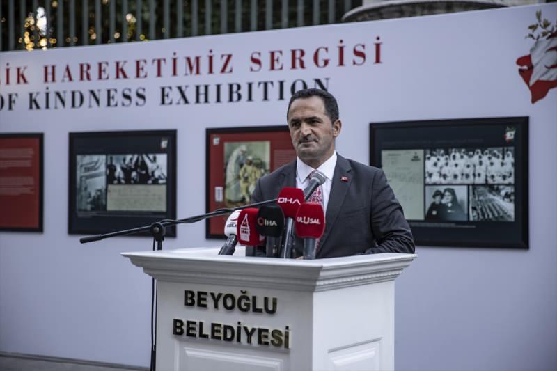Beyoğlu Belediye Başkanı Haydar Ali Yıldız
