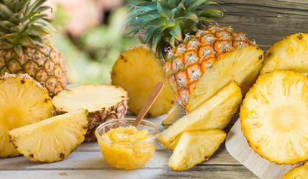 Ananas diyeti nasıl yapılır? Ananas ne işe yarar?