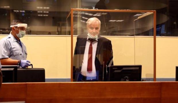 Bosna Kasabı Mladic'in ömür boyu hapsi onaylandı