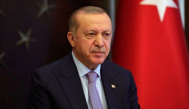 Cumhurbaşkanı Erdoğan, şehit Jandarma Uzman Çavuş Yılmaz'ın ailesine başsağlığı diledi
