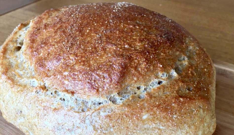 En kolay nohuttan ekmek nasıl yapılır? Pratik nohut ekmeği tarifi