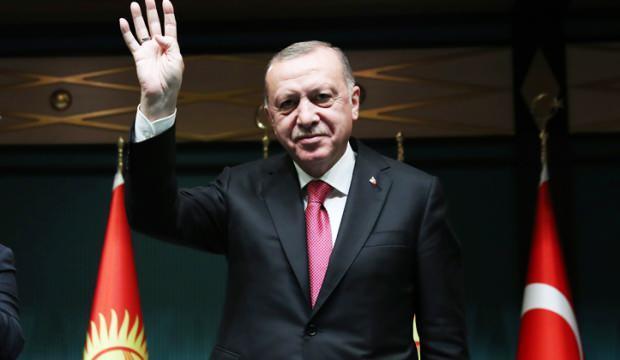 Erdoğan'dan milli takıma destek! 'Şenol hocam, evlatlarım...'