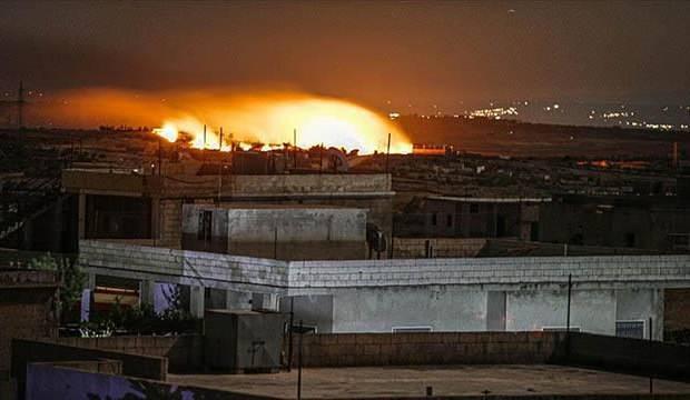 Esed rejimi İdlib'te 6 sivili öldürdü