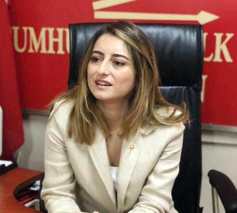 CHP Bartın Milletvekili Av. Aslı Bankoğlu
