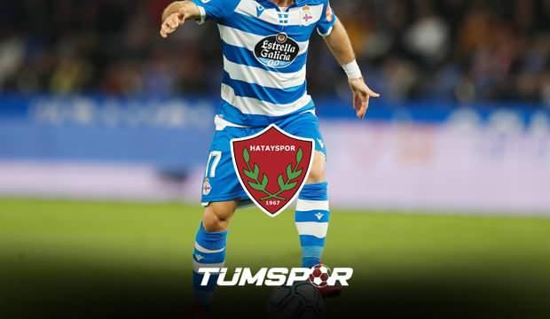 Hatayspor yıldız oyuncunun peşinde... 10 Haziran Hatayspor transfer haberleri!