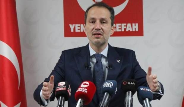 HDP'ye kapatma davasıyla ilgili Fatih Erbakan'dan dikkat çeken açıklama: Doğru bulmuyoruz