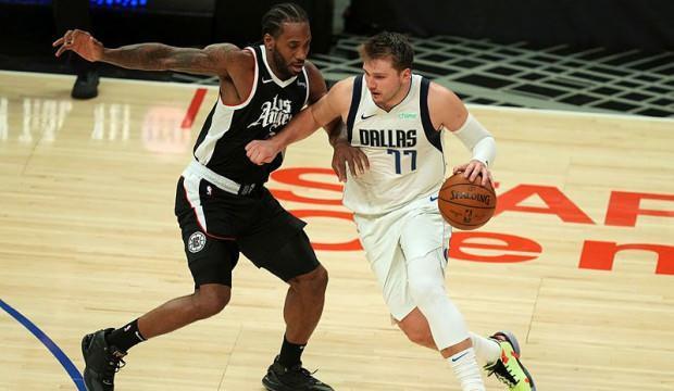 Konferans yarı finaline kalan son takım Clippers oldu