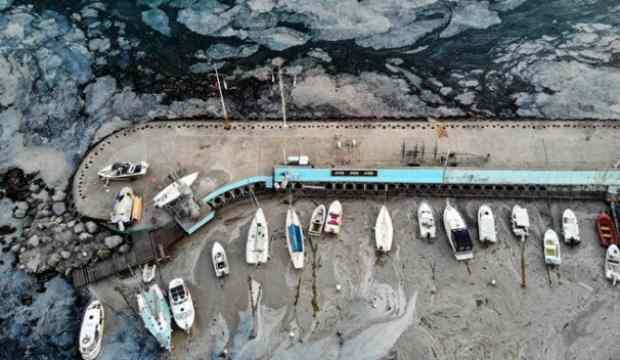 Müsilajın etkilediği balıkçıya iki kat destek