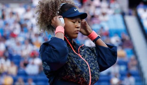 Naomi Osaka Berlin'deki turnuvadan da çekildi