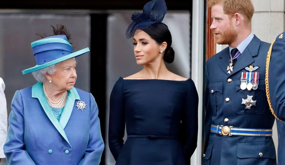 Prens Harry ve Meghan Markle Kraliçe'den isim onayı!