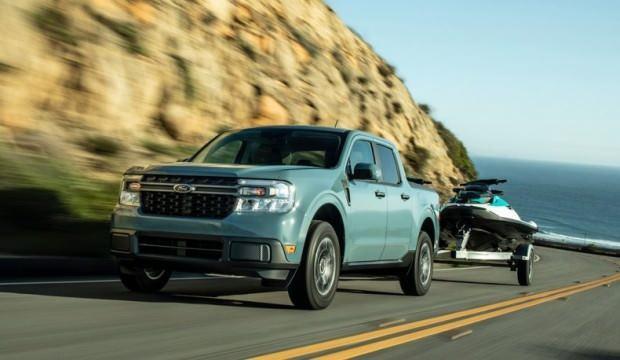 Ford'un yeni modeli ABD'de en ucuz hibrit araç oldu