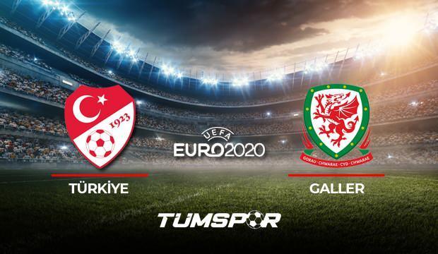 Türkiye Galler maçı ne zaman saat kaçta hangi kanalda? Türkiye Galler maçı muhtemel 11'leri!