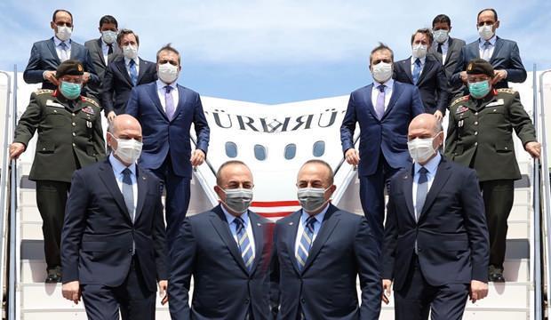 Erdoğan'ın talimatıyla Türkiye'den Libya'ya üst düzey çıkarma