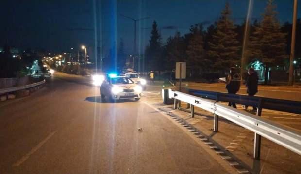 Uşak'ta yol tartışması silahlı kavgaya döndü: 3 yaralı