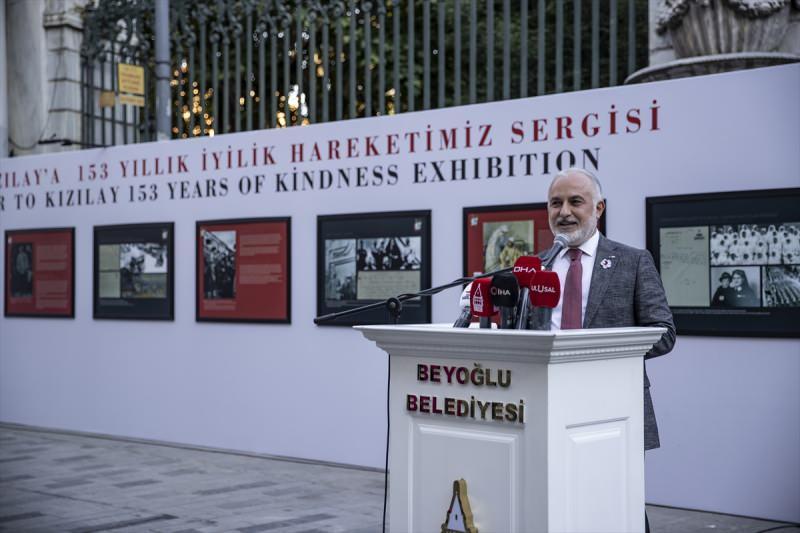 Türk Kızılay Genel Başkanı Kerem Kınık