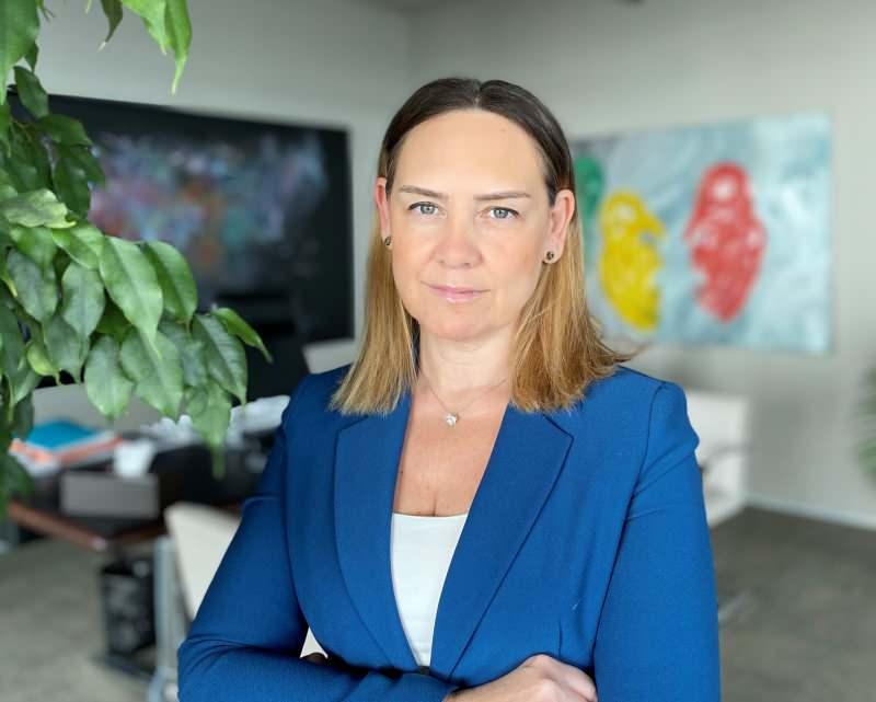 MAY Siber Teknoloji İş Geliştirme ve Satış Direktörü Elif Türegün