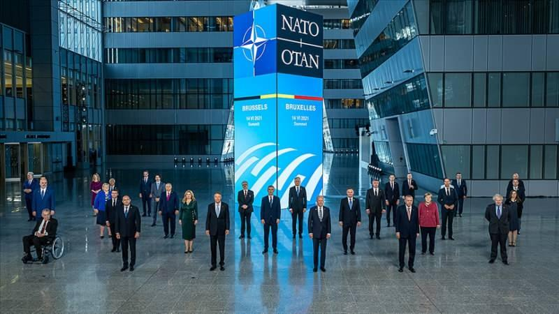 NATO Liderler Zirvesi sona erdi. Bildiride kritik Türkiye vurgusu