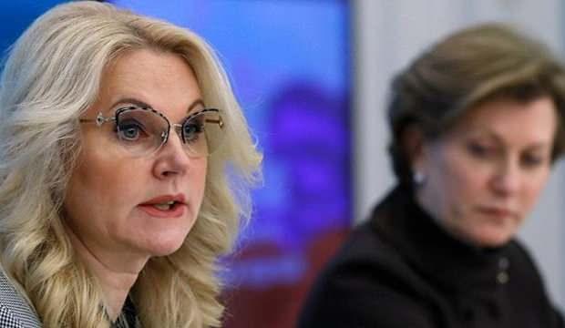 Rusya Başbakan Yardımcısı Tatyana Golikova