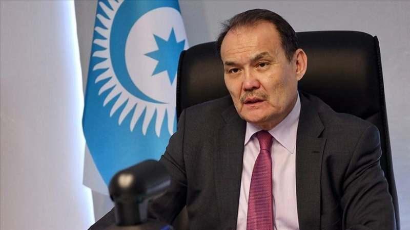 Türk Dili Konuşan Ülkeler İşbirliği Konseyi (Türk Konseyi) Genel Sekreteri Baghdad Amreyev