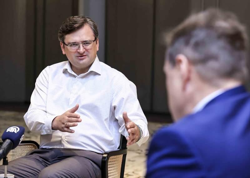 Ukrayna Dışişleri Bakanı Dmitro Kuleba
