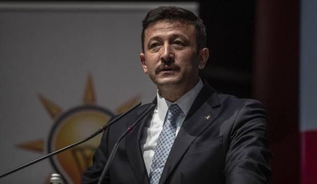AK Partili Hamza Dağ'dan muhalefete sert eleştiri!