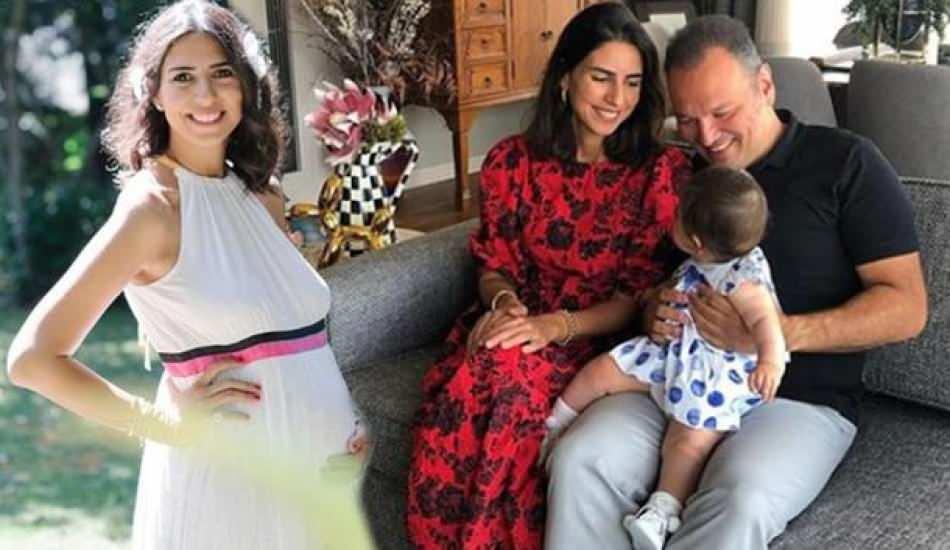 Ali Sunal ile Nazlı Kurbanzade çiftinin bebeklerinin ismi ne olacak? İlk açıklama geldi