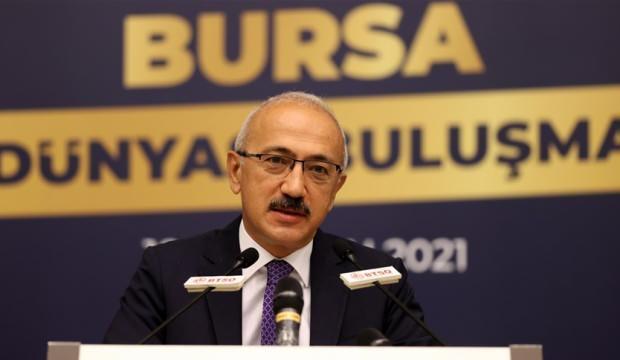 Bakan Elvan'dan son dakika enflasyon açıklaması