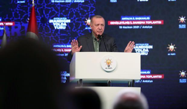 Başkan Erdoğan'dan açıklama: Failin ilişkileri çıkarılacak