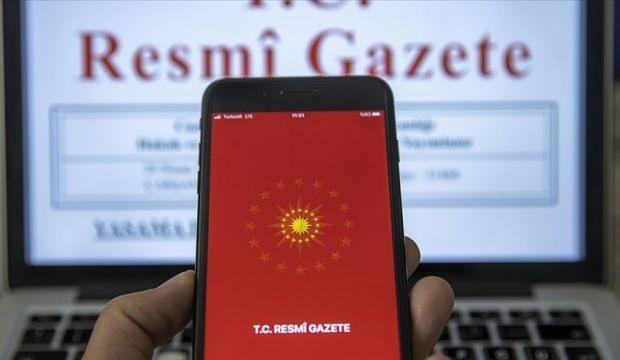 Sayıştay Başkanlığı için yapılan seçime dair TBMM kararı Resmi Gazete'de yayımlandı