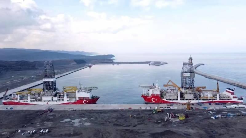 Türkiye'nin üçüncü büyük limanı olma özelliği taşıyan Filyos Limanı'nda sona gelindi. Lojistik üs olan Filyos Limanı, Kanuni ve Fatih Sondaj Gemilerinin yanı sıra sismik arama ve tarama gemilerine de ev sahipliği yapıyor.