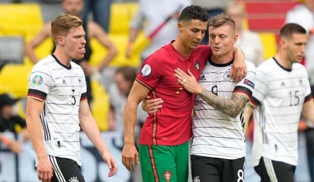 EURO 2020'de dünün sonuçları!