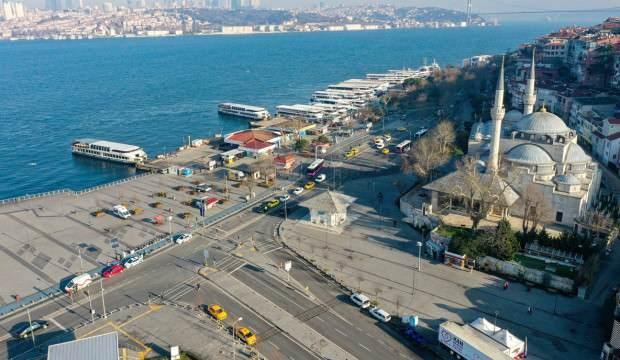 İstanbul pazar gününe sakin başladı