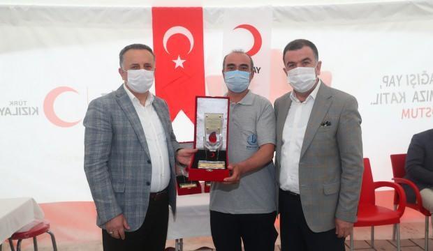 Kan Bağışçıları Günü'nde Bağcılar Meydan'da 3 günlük kampanya