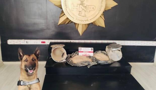 Kargo aracında 10 kilo eroin ele geçirildi