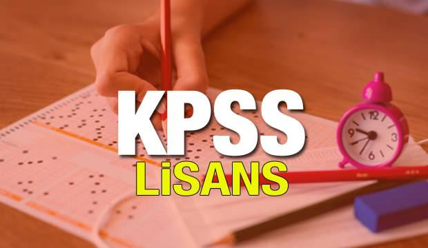 Memur adayları için KPSS sınav tarihleri belli oldu! 2021 KPSS ne zaman yapılacak?