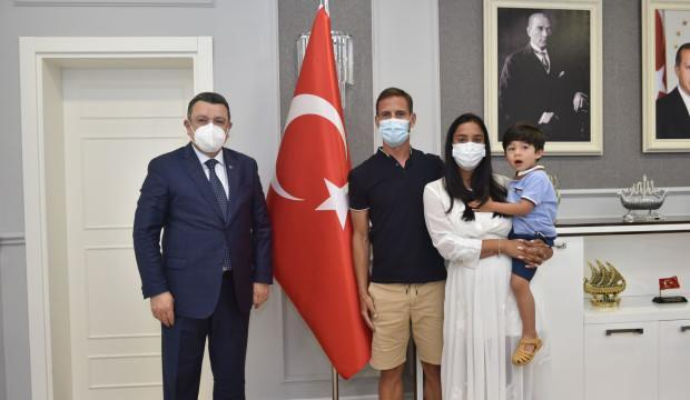 Pereira: Trabzon benim ikinci vatanım!
