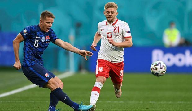 Slovakya'dan Polonya karşısında sürpriz!